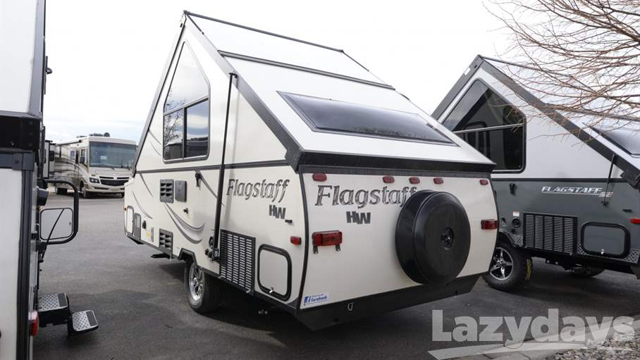 2017 Forest River Flagstaff Classic Hard Side T21TBHW
