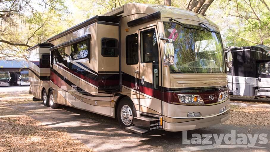 2013 American Coach American Eagle RV for sale in Tampa.