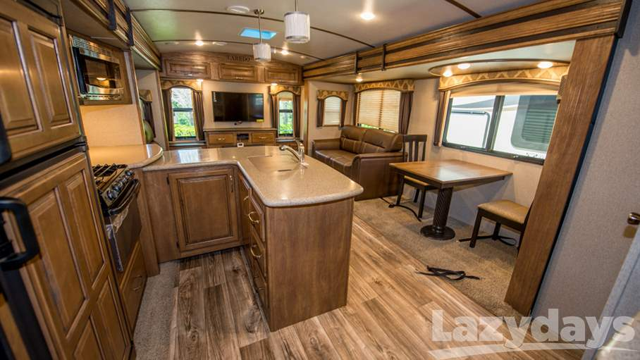 2017 Keystone RV Laredo 334RE