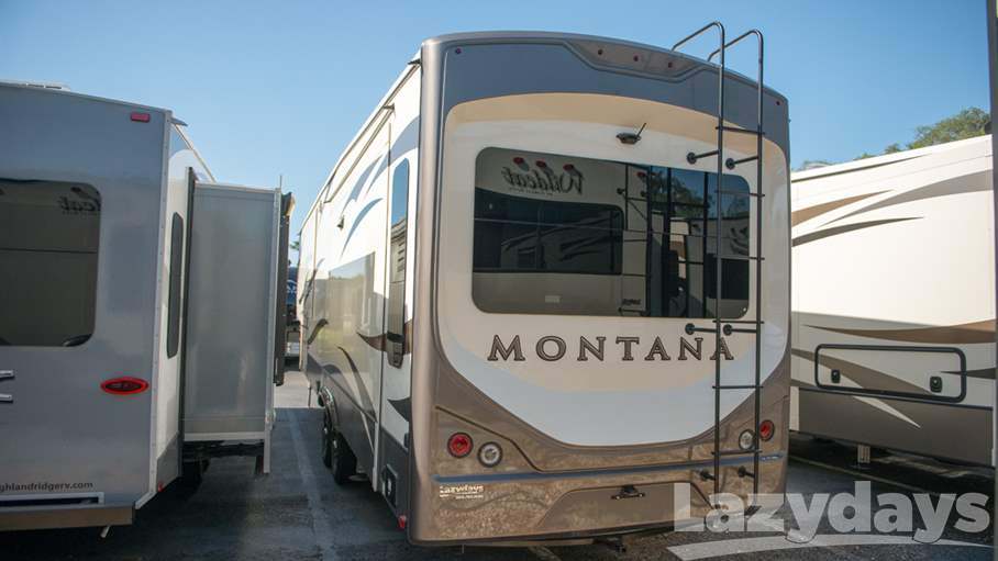 2017 Keystone RV Montana 3921FB