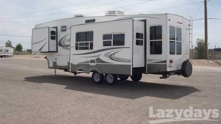 2007 Forest River Sandpiper 29SP