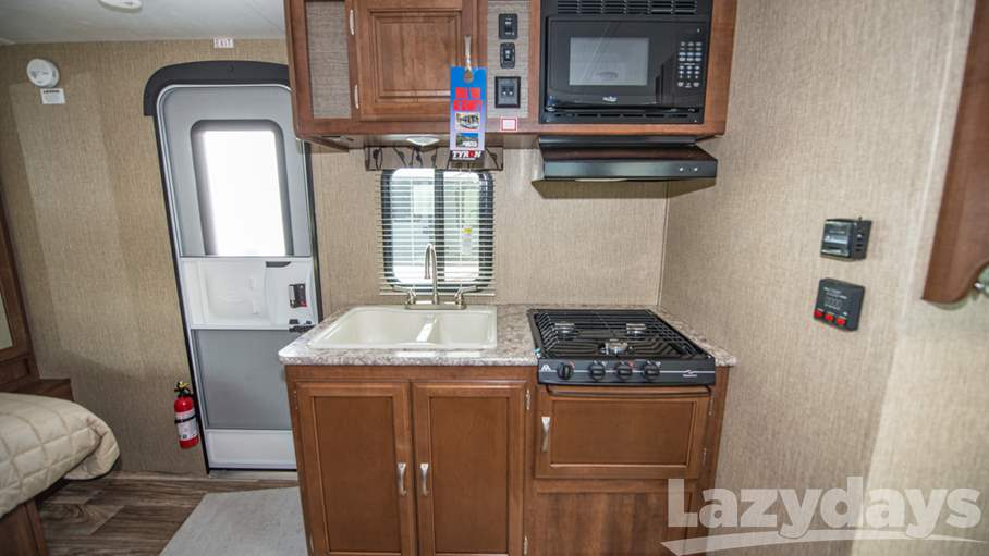 2017 Keystone RV Passport Express 153ML