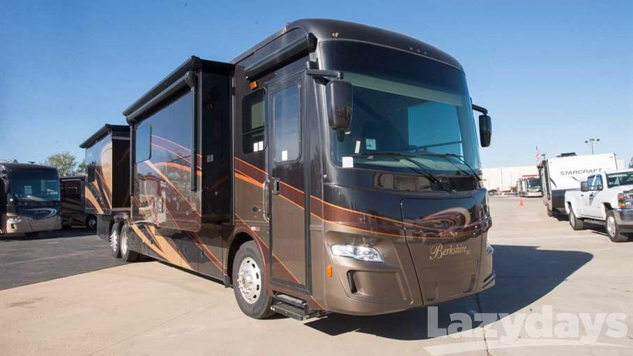 2017 Forest River Berkshire XLT RV for sale in Tampa.