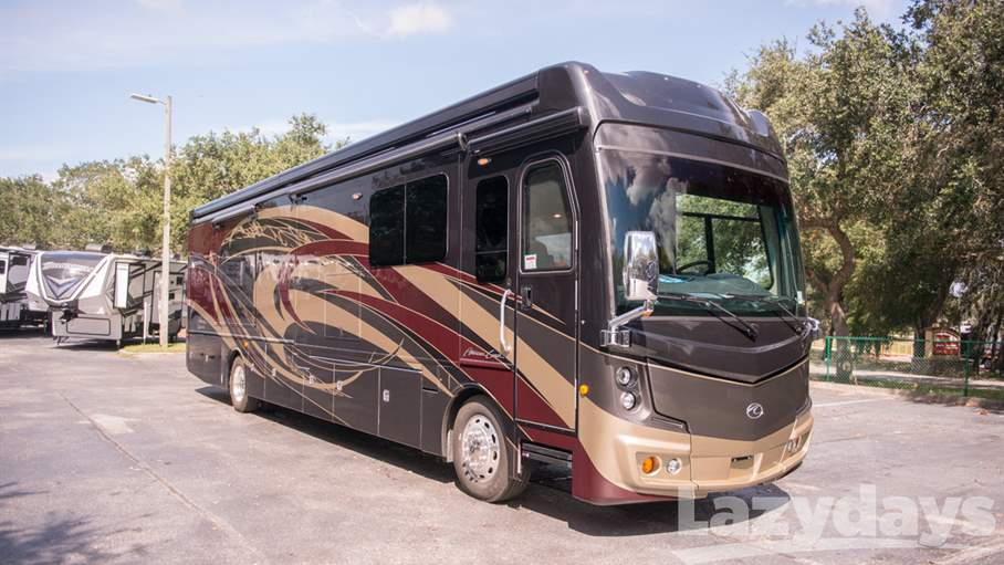 2018 American Coach Revolution SE RV for sale in Tampa. Stock#21016405 Image number #1