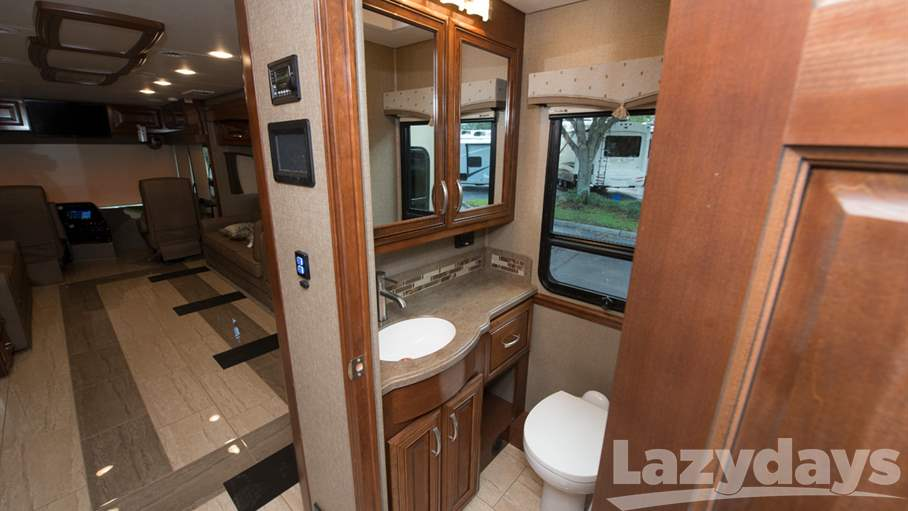 2018 Forest River Berkshire XLT RV for sale in Tampa. Stock#21014725 Image number #1