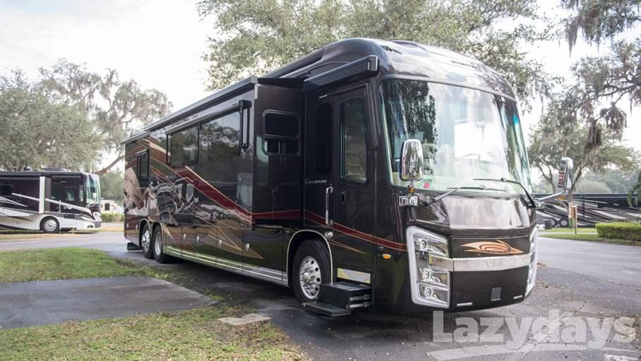 2018 Entegra Coach Cornerstone RV for sale in Tampa.