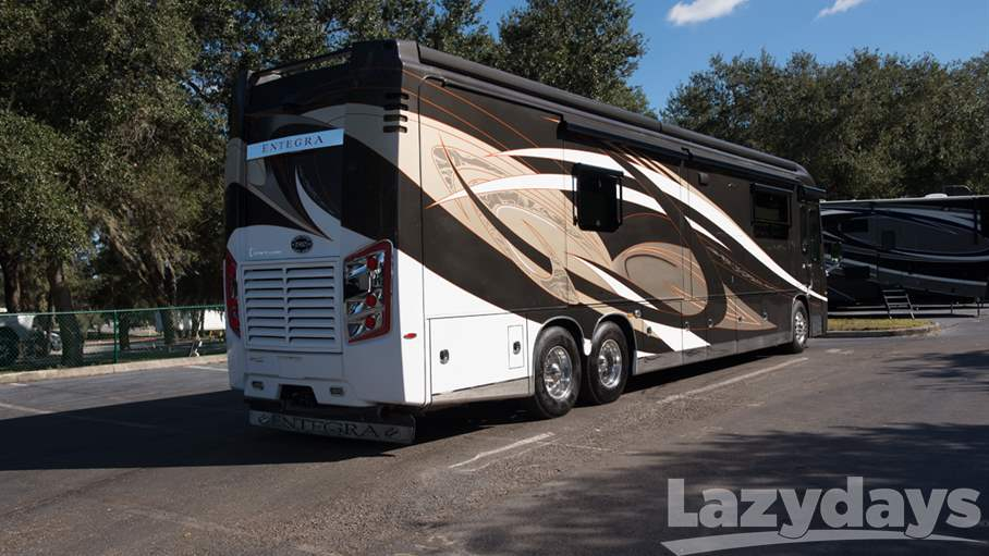 2016 Entegra Coach Cornerstone RV for sale in Tampa. Stock#21019885 Image number #1