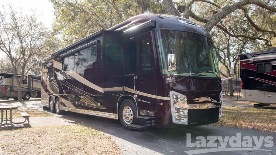 2018 Entegra Coach Cornerstone RV for sale in Tampa. Stock#21019488 Image number #1