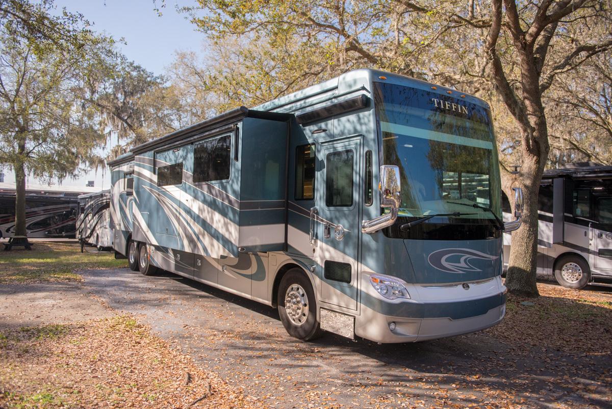 Tiffin Motorhomes 2018 Allegro Bus 21019945