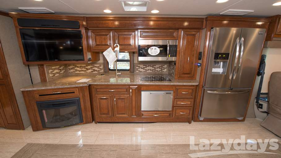 2018 Forest River Berkshire XLT RV for sale in Tampa. Stock#21022791 Image number #1