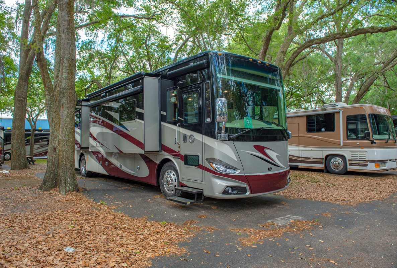 Tiffin Motorhomes 2018 Phaeton 21024793