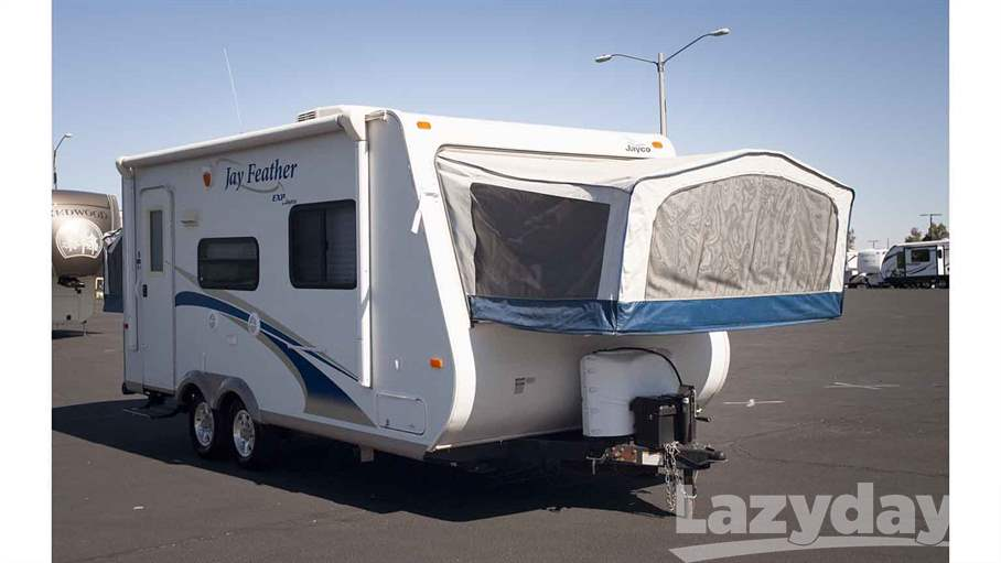 jayco pop up truck campers