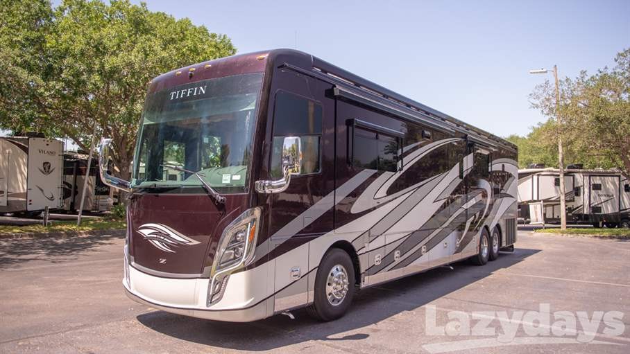 2018 Tiffin Motorhomes Zephyr RV for sale in Tampa. Stock#21023464 Image number #1