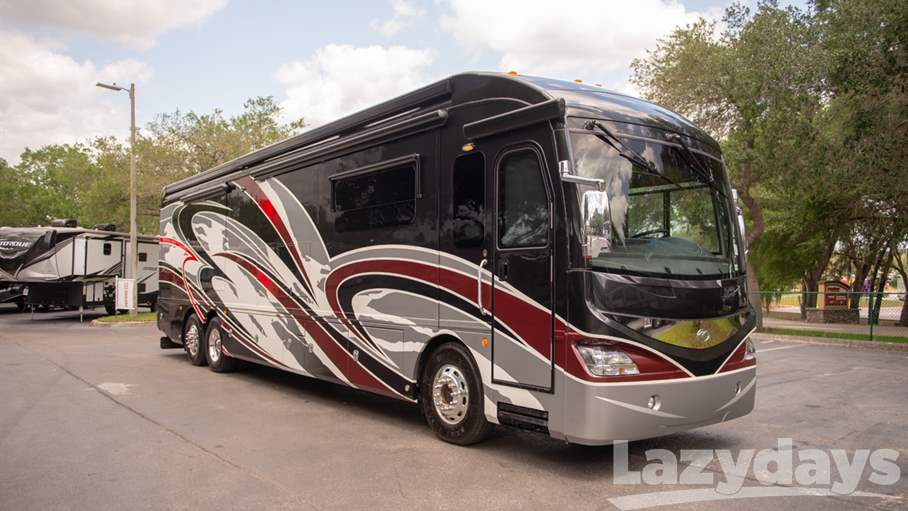 2017 American Coach Revolution LE RV for sale in Tampa.