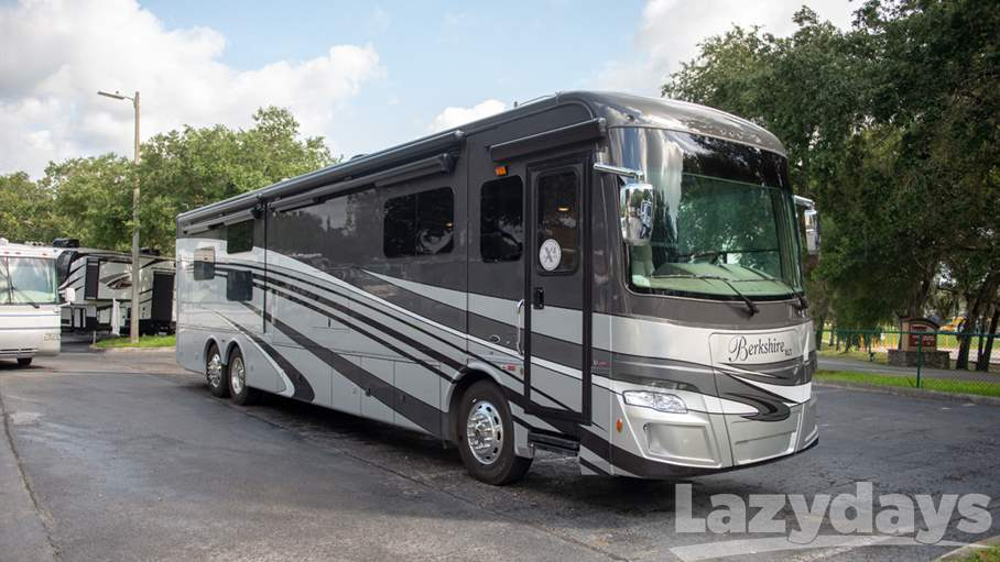 2019 Forest River Berkshire XLT RV for sale in Tampa.