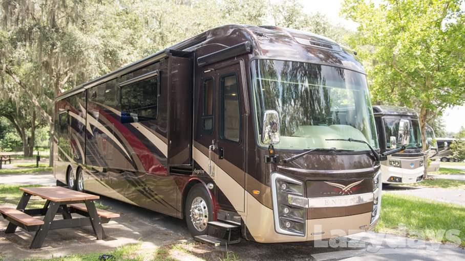 2017 Entegra Coach Aspire RV for sale in Tampa.