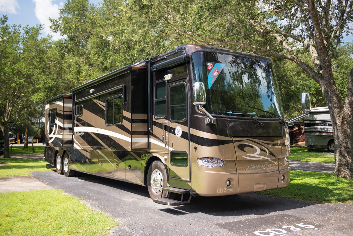 Tiffin Motorhomes 2011 Allegro Bus 21027969