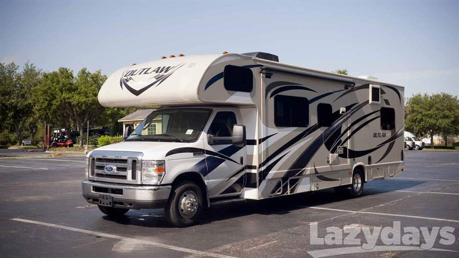 2015 thor motor coach outlaw c 29h for sale in tampa fl for Best motor coach reviews
