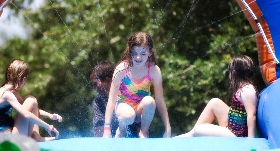 Make a splash with your family at Lazydays Tampa during an upcoming RV event or RV rally.
