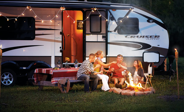 Discover the industry-leading RV extended service plans and premier RV protection products at Lazydays.