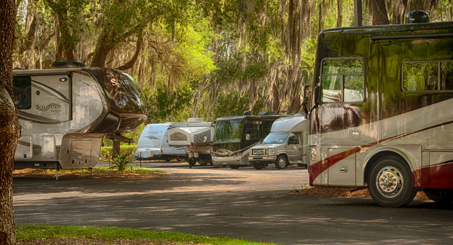 RV Rewards program at lazydays Crown Club benefits