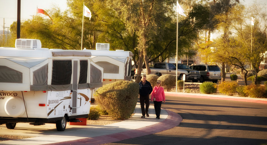 Lazydays in Tucson offers a superior customer service experience that lasts throughout your RVing ownership journey.