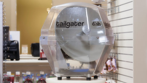 Dish Network'sTailgater