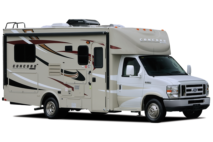 Explore the great outdoors in a Certified Green Coachmen RV.