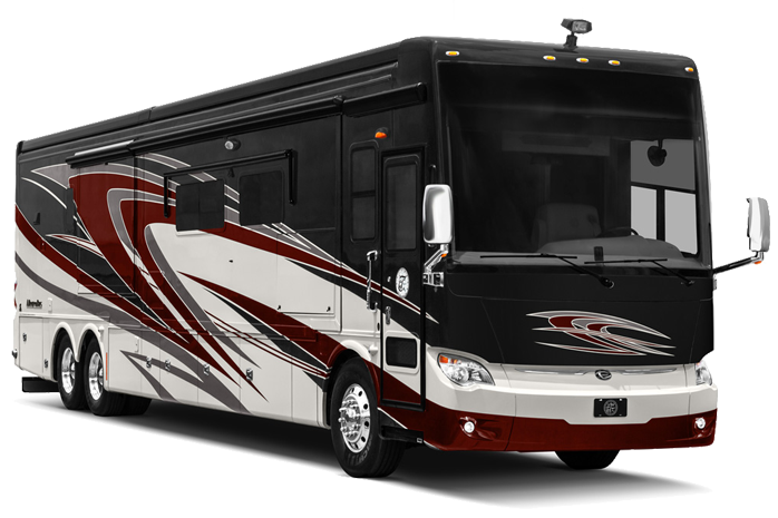 RVs are a true family business at Tiffin Motorhomes.