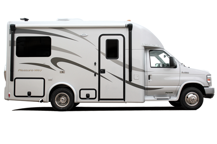 Each Pleasure-Way RV is built with your comfort and safety in mind.