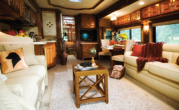 The in-house insurance agency at Lazydays offers the best RV insurance options around.