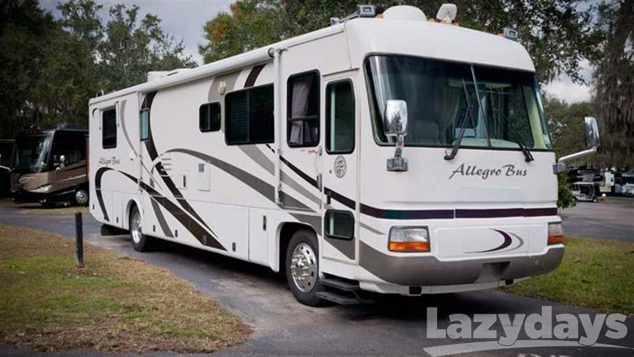 Brilliant 1999 Gulf Stream Sun Sport 35 Class A RV FOR SALE From Tampa Florida