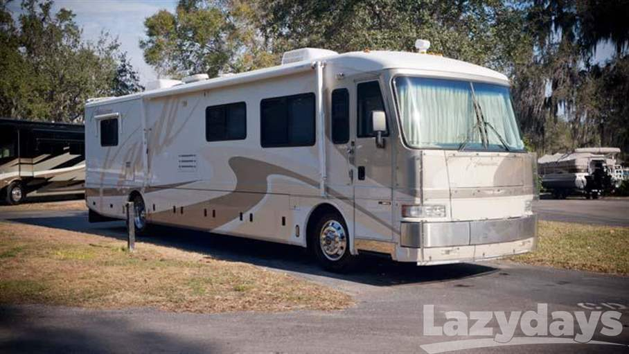 Colorado Tax Calculator >> 1998 American Coach American Eagle 40EVS for sale in Tampa, FL | Lazydays