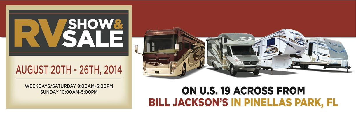 Bill Jackson's RV Show and Sale