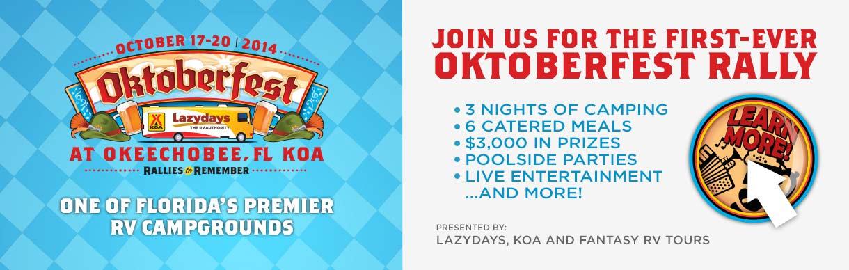 KOA Oktoberfest