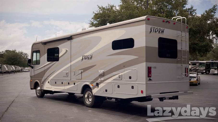 Model 2015 Fleetwood RV Storm 32H For Sale In Tampa FL  Lazydays