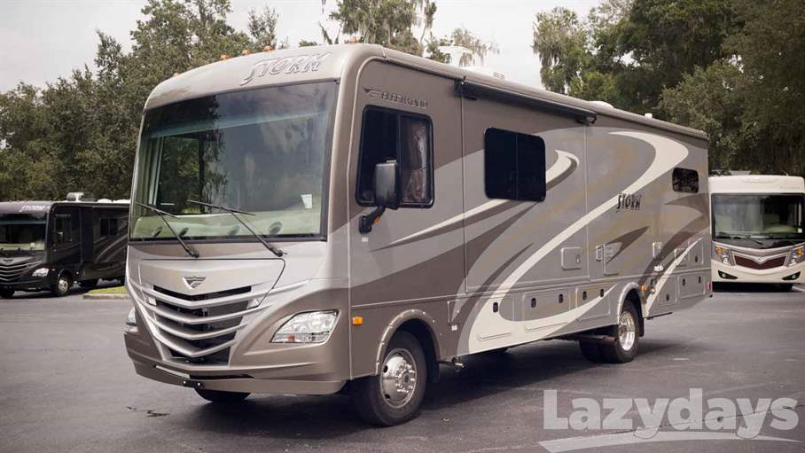 Amazing 2015 Fleetwood RV Storm 32H For Sale In Tampa FL  Lazydays