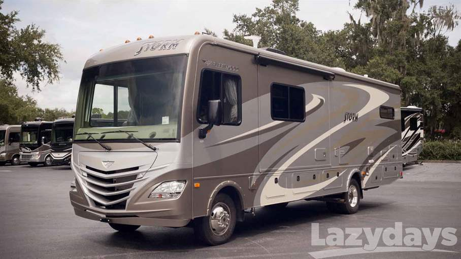 Simple 2015 Fleetwood RV Storm 32H For Sale In Tampa FL  Lazydays