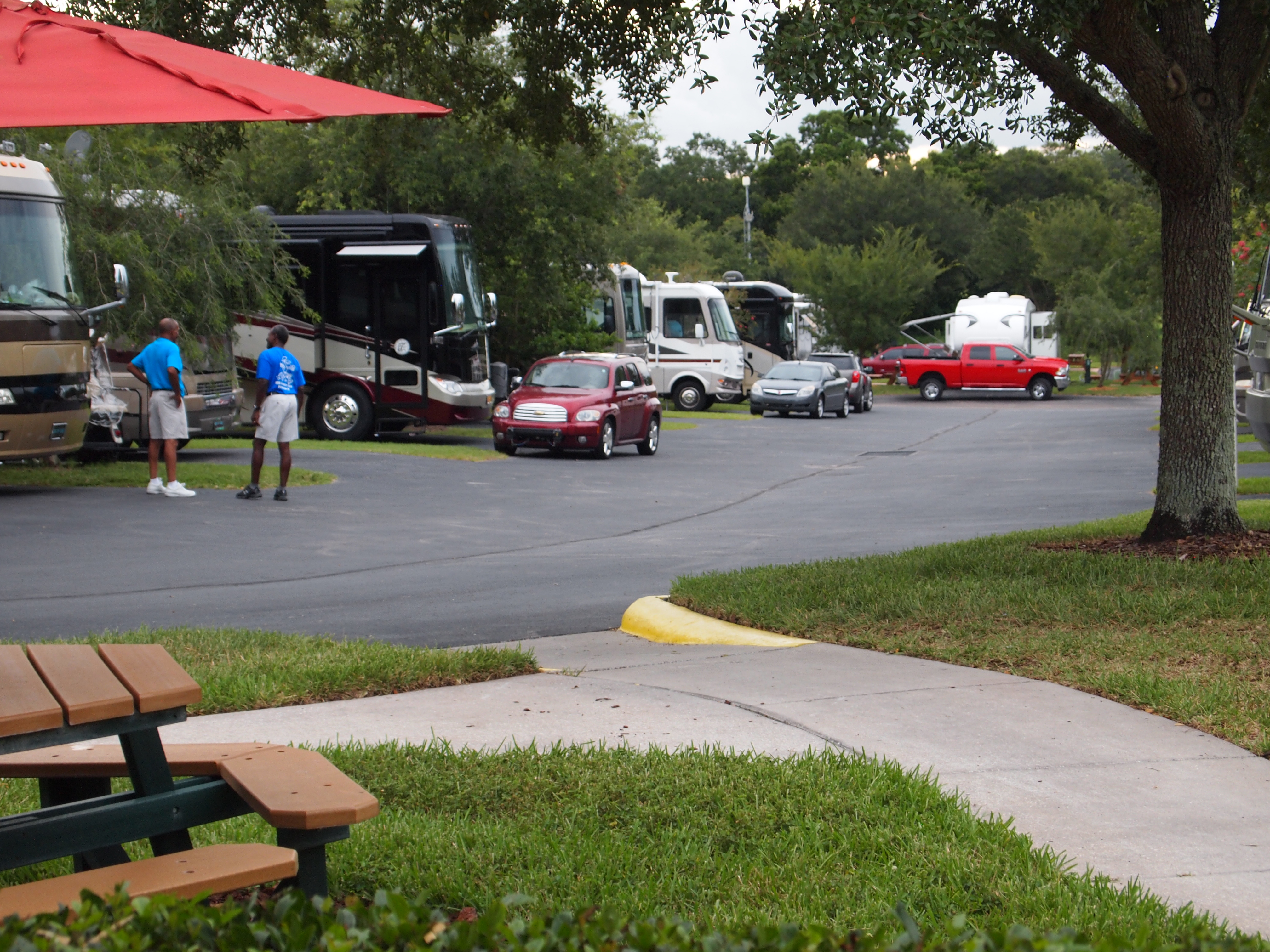 Relax And Recharge At Lazydays Rv Resort Aka Rally Park