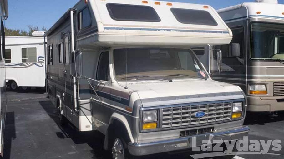 1989 Winnebago Minnie Winnie RV for sale in Tampa FL  : 397659Detail from lazydays.com size 908 x 511 jpeg 54kB