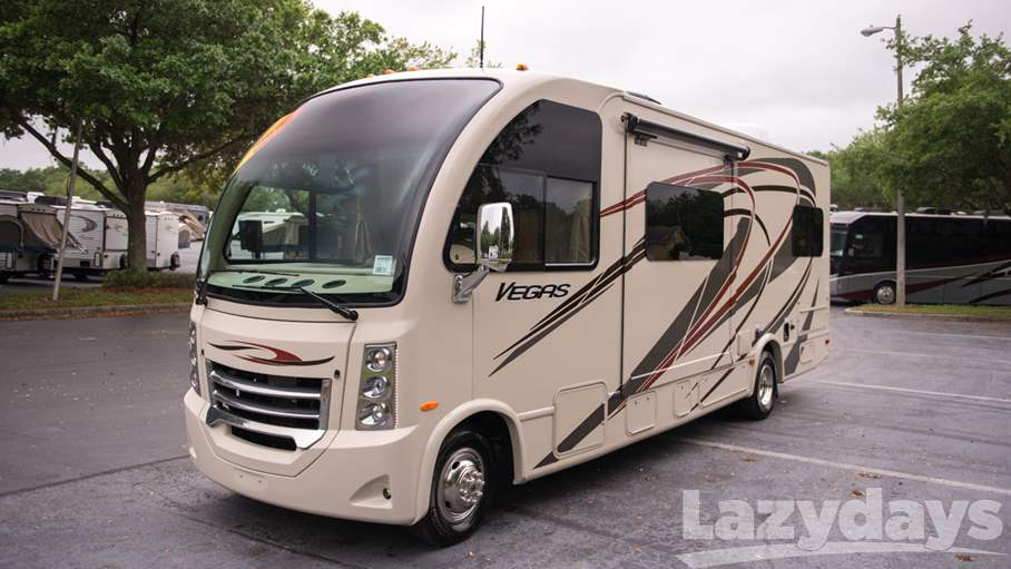 2015 thor motor coach vegas 25 1 for sale in tampa fl for Thor motor coach vegas for sale