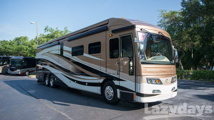 2013 American Coach American Eagle RV for sale in Tampa.