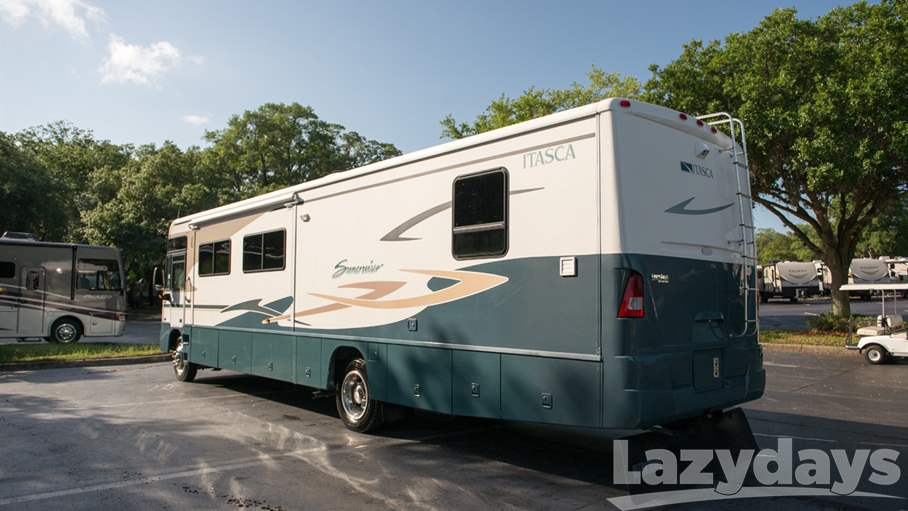 2004 Itasca Suncruiser 38g For Sale In Tampa Fl Lazydays