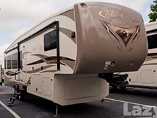 Experienced RV enthusiasts looking for upgrades in the 2015 models will fall totally in love with the 2016 Cedar Creek.
