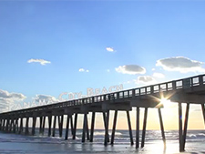 Nesteled in the Panhandle section of Florida Panama City Beach offers a lot of fun when vacationing with your towable RV or motorhome.