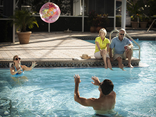 The Lazydays Tampa Resort is still hosting many fun events each weekend for towable RV and motorhome visitors.