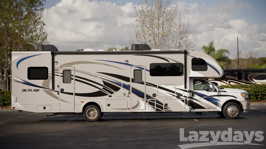 2014 thor motor coach outlaw c 35sg for sale in tampa fl for Thor motor coach outlaw for sale