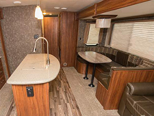 Designed with all kinds of RVers in mind, the 2016 Heartland North Trail can be purchased as a King Slide travel trailer or a traditional model with one or two slide-outs.