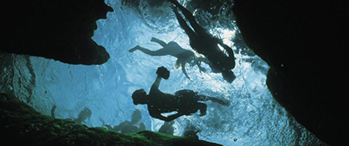 Snorkeling in the Wekiwa Springs provides a great opportunity to enjoy the cool spring water while exploring.