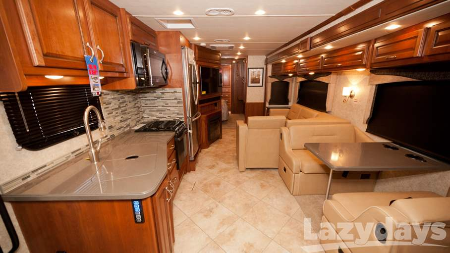 2016 Fleetwood RV Bounder RV for sale in Tampa. Stock# 1023024